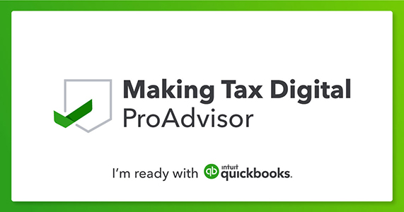 Making Tax Digital ProAdvisor